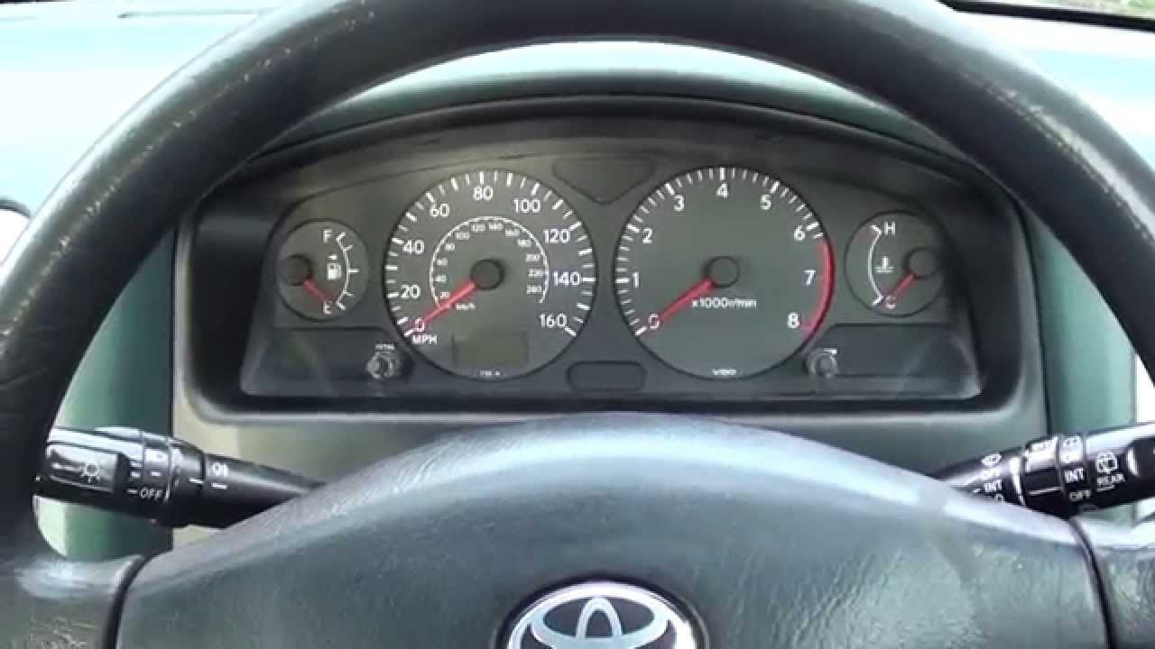 toyota avensis instrument panel cluster remove guide youtube. Black Bedroom Furniture Sets. Home Design Ideas