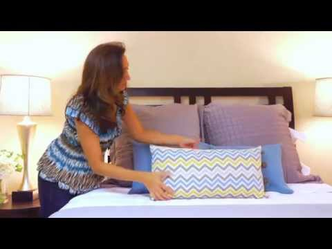 Interior Design How To Make Up A Beautiful Bed
