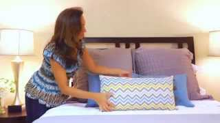 Interior Design-how To Make-up A Beautiful Bed