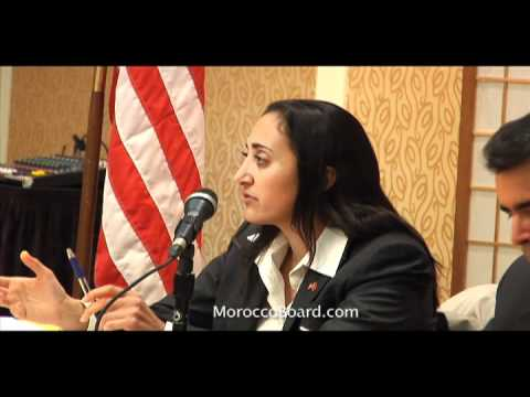 State Department official from US Consulate in Morocco speaks non immigration visas
