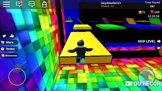 Shein lin jerythein play me and my little brother (ROBLOX) game speed run