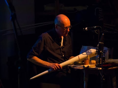 In conversation with David Toop: Unpredictable Conversations with Improvisers