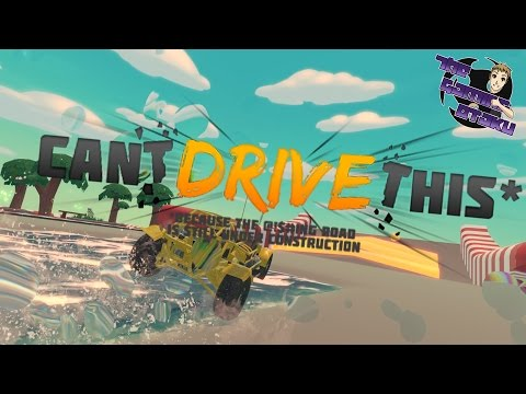 Cant Drive This -  This Game is SO FUN!! |