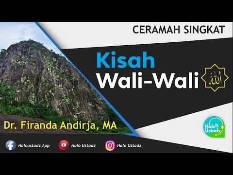 wali-wali-allah-:-dr.-firanda-andirja,-ma