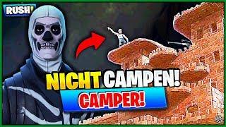 👮NICHT CAMPEN?! | Fortnite Battle Royale