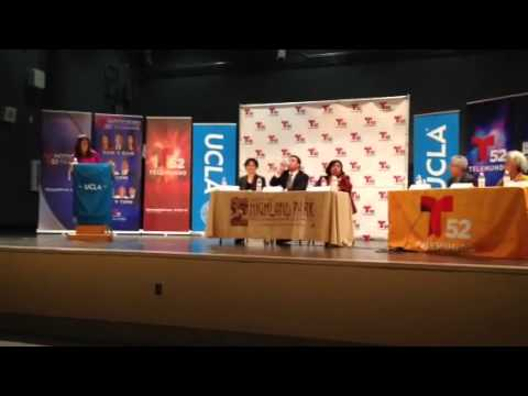 Luther middle school debate part#3