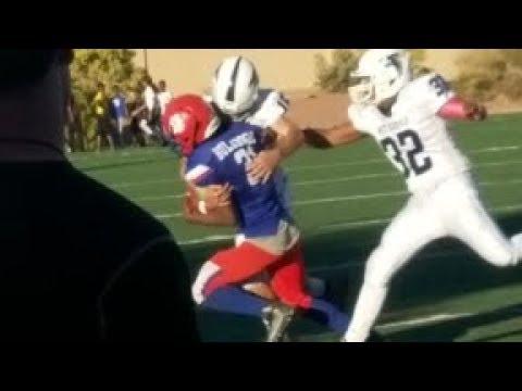 Score 26 - 12 Falcons Hitsquad