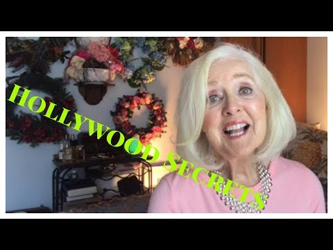 Hollywood Beauty Secrets | 20 Over Sixty Actresses And You | You Too Are A Star