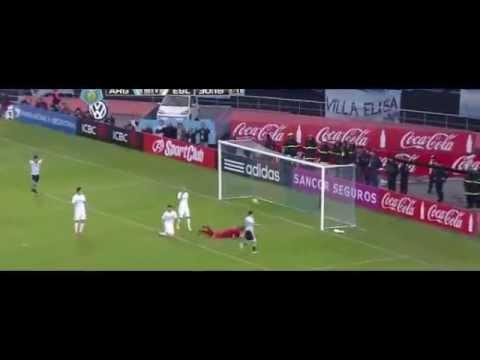 Argentina v Slovenia 2-0 gol di Messi