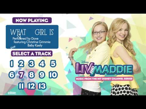 Liv And Maddie Album Sampler - Music From The Disney Channel Series