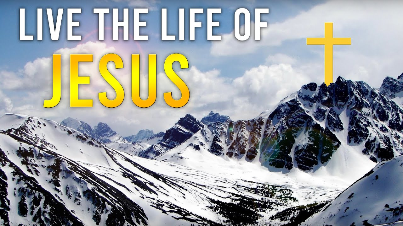 Dare To Live The Life of Jesus Podcast, Episode 1