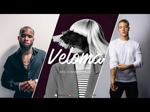 """🍌 Dancehall Pop Instrumental 2o18 """"Veloma"""" (Prod. By Alvin Brown Beats)"""