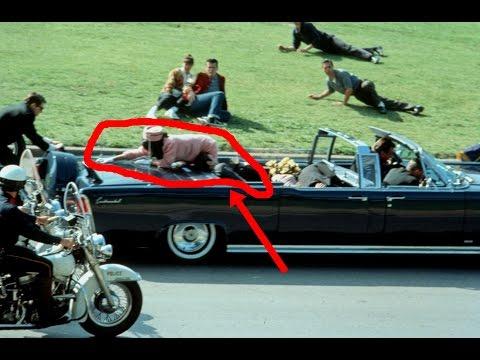 John F. Kennedy Suikasti Vurulma Anı 11.22.63