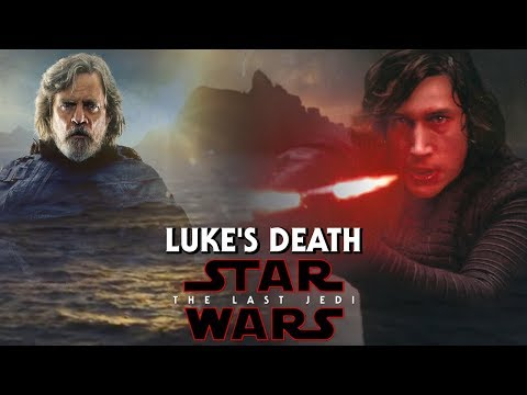 Will Luke's Death in The Last Jedi Balance the Force? Star Wars Episode 8 Discussion