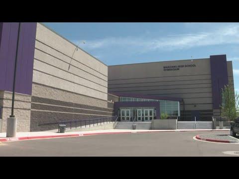 Manzano HS the latest to open multi-million dollar Title IX facility