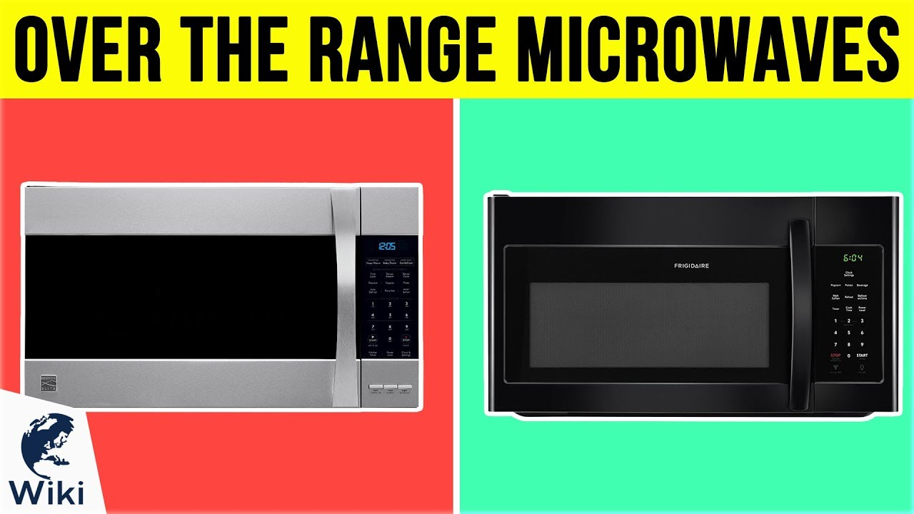 10 Best Over The Range Microwaves 2019 Youtube