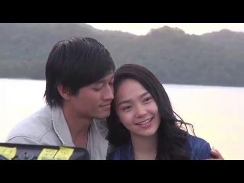 Minh Hằng hôn Quý Bình khiến đạo diễn Dustin Nguyễn đổ bệnh