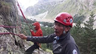 3. Обучение альпинизму. Начальная подготовка (НП-1). Управление альпинистских лагерей (УАЛ) thumbnail