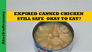 Expired Chicken Still Safe Okay To Eat