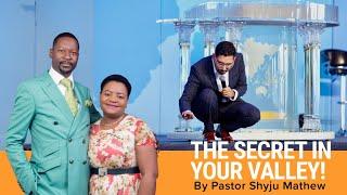 Locate the secret in the valley - Pastor Shyju at Prophet Emmanuel Makandiwa