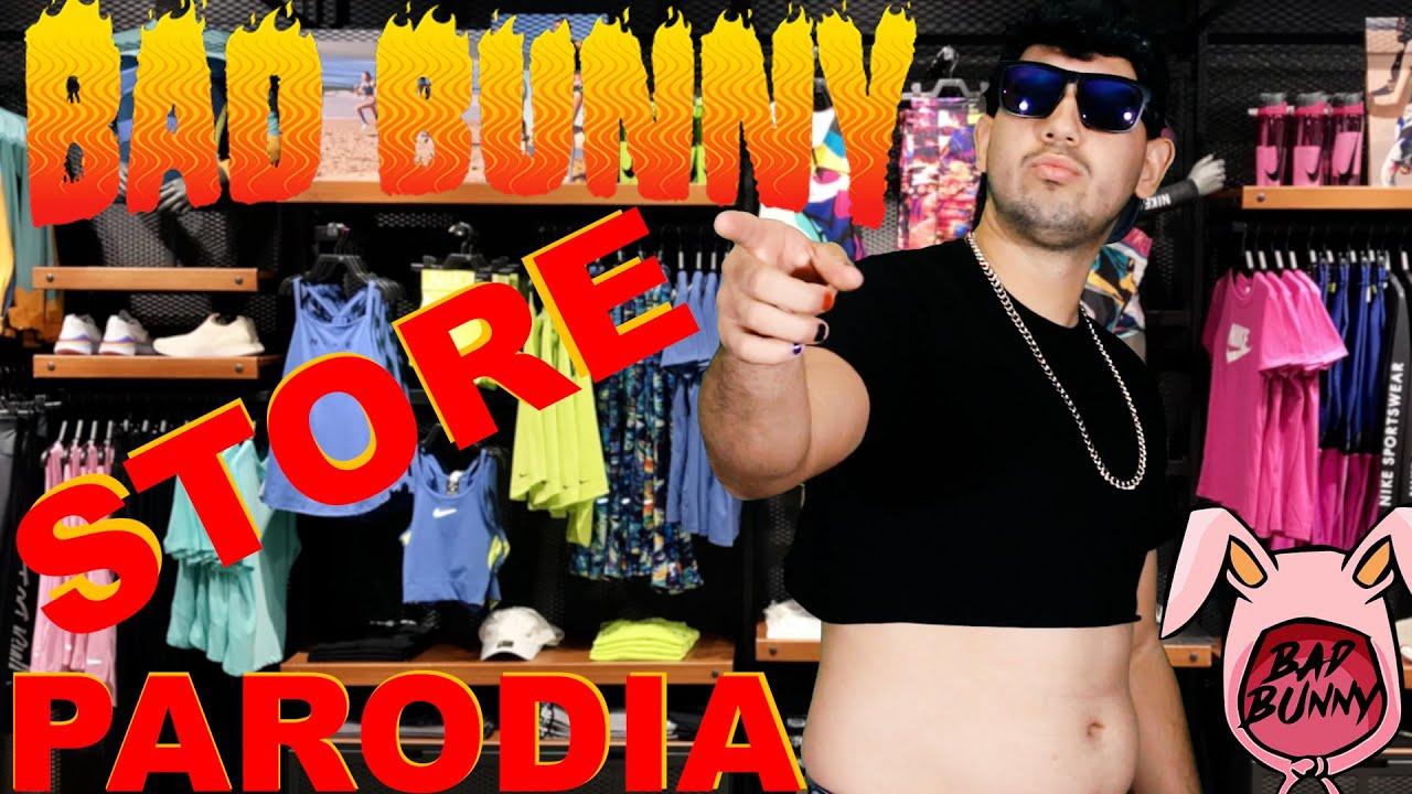Mi Artista Favorito: Bad Bunny abré tienda de ropa