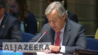 UN responds to allegations of sexual assaults