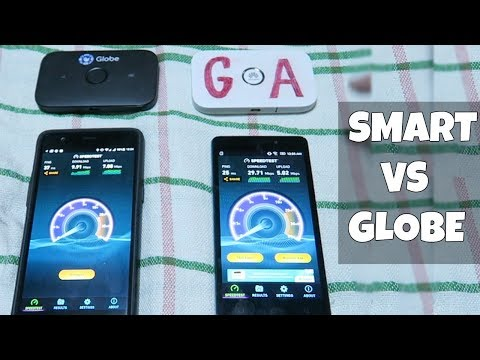 Smart & Globe Speed Showdown