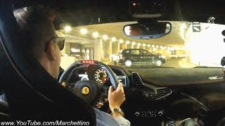 I Drive the Ferrari 458 Speciale w/ INSANE Straight Pipes Exhaust!