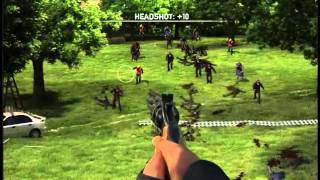 Zombie Games Dead Zed 2 Game