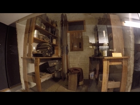 Patventure Time Norway 59: Norges Hjemmefrontmuseum