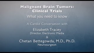Malignant Brain Tumor Clinical Trials – What You Need to Know