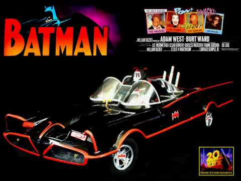 1960s Batman Theme   Album Version