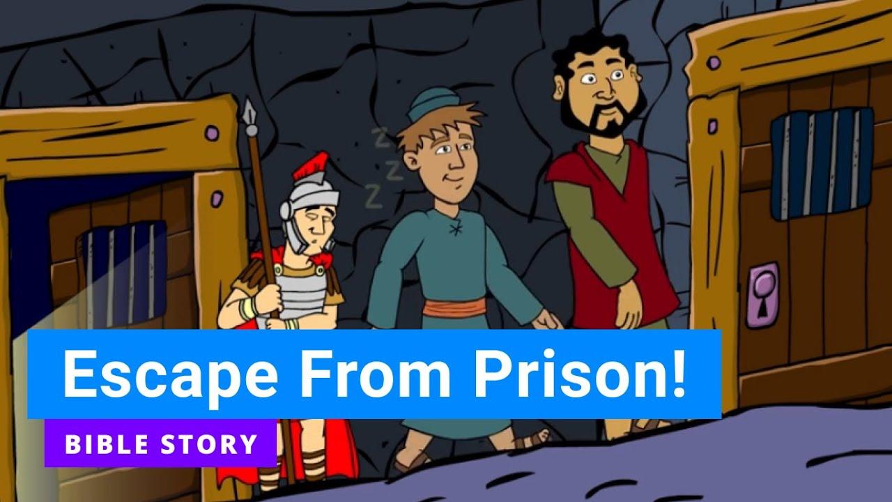 "Primary Year B Quarter 3 Episode 2 ""Escape From Prison!"""