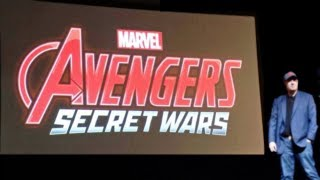 *LEAKED* NEW Avengers Secret Wars MCU Phase 5 Announcement - Marvel Phase 4 Explained
