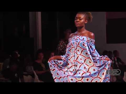 Chic by Mimi Toure (Cote d'Ivoire) | Accra Fashion Week 2018 Summer/Harmattan