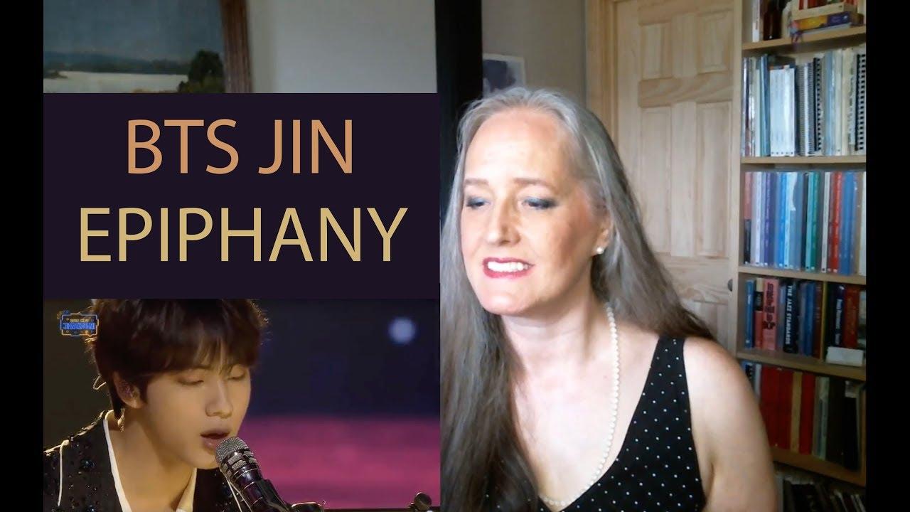 2 37 MB] Download Lagu Voice Teacher Reaction to BTS Jin