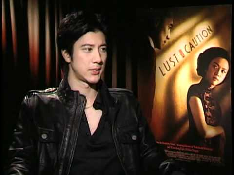Lust, Caution - Exclusive: Lee-Hom Wang