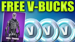 *WORKING* FORTNITE BATTLE ROYALE FREE V BUCK GLITCH XBOX/PS4/PC