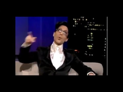 Prince Talks About    Chemtrails