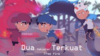 Animation Free Fire Duel Sengit Dua Kekuatan Terkuat Animasi Ff