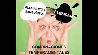 COMBINACIONES TEMPERAMENTALES. EL FLEMSAN