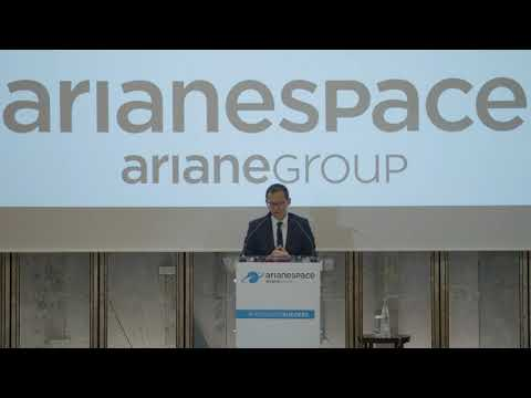 Key messages from Arianespace CEO's press conference on January 7, 2020 (2/4)