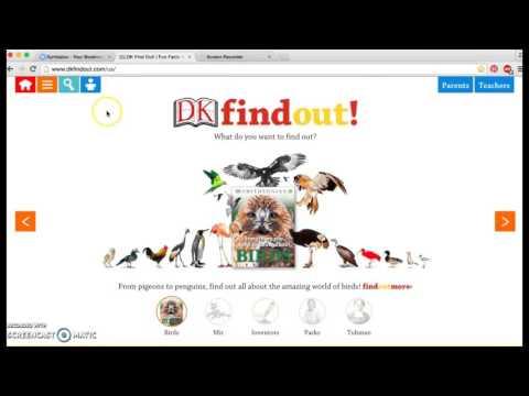 Web Resource Tutorial #5