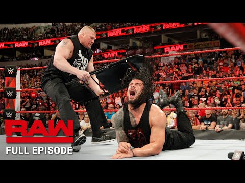 WWE Raw Full Episode, 19 March 2018