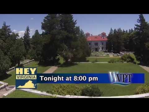 Hey Virginia - Tonight at 8:00 pm