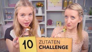 10 Zutaten Challenge: Grillen I Mit Hannah von Klein aber Lecker I  MAGGI Kochstudio