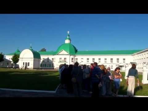 Свято-Троицкий А. Свирского мужской монастырь