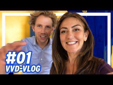VVD-VLOG #01 - Geen patat maar moeilijke vragen