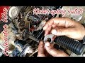 HERO HONDA kick spring replace / how to install kick spring
