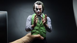 "[Unboxing] Hot Toys 1/4th Scale The Dark Knight ""THE JOKER"" Special Edition"